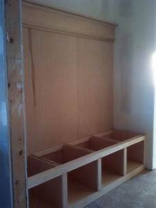 Mudroom Bench Woodworking Plans Home Design Ideas