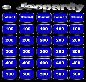 blank jeopardy template 9 download documents in pdf ppt With jeopardy template microsoft powerpoint