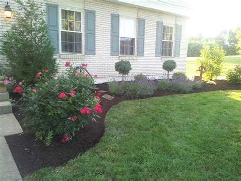 landscape ideas for side of house side of house landscaping pictures to pin on pinterest pinsdaddy