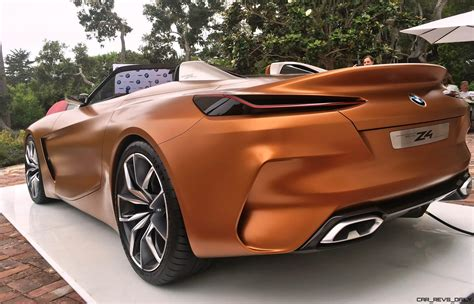 2017 Bmw Z4 Concept In 44-photo Exclusive » Latest News