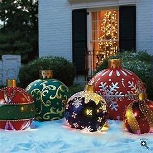 Cheap, But, Stunning, Outdoor, Christmas, Decorations, Ideas, 71