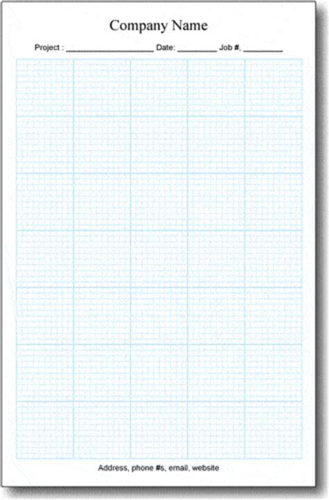 graph paper pads large size