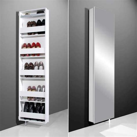 Schuhschrank Design  Eine Stilvolle Und Funktionale
