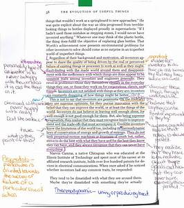 How To Annotate An Essay - Electronic annotation of ...