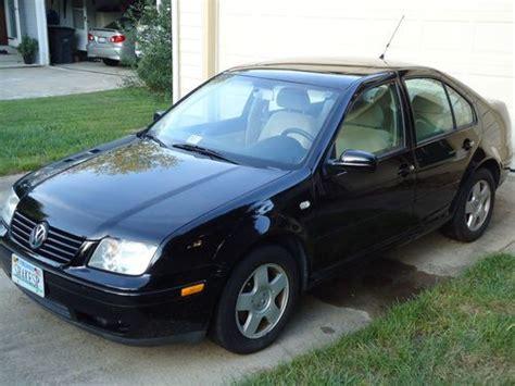 Purchase Used 2002 Vw Jetta, Black, Gls Sedan, 1.8 Turbo