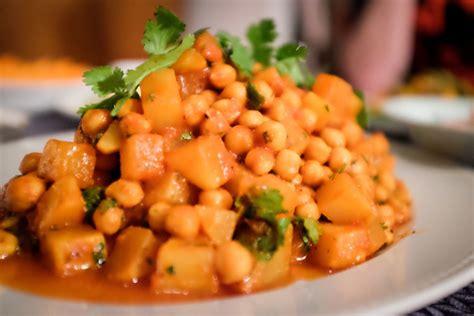 coriandre cuisine recette de salade de navet et pois chiches selon bob le chef