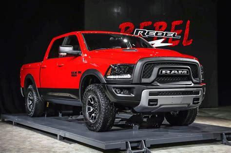 New Dodge Hellcat Truck by 2019 Dodge Ram Rebel What Is A Hellcat Specs Black