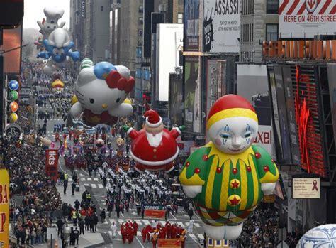parade thanksgiving macy macys ibtimes streaming