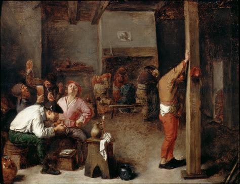 cuisine grecque antique file brouwer adriaen interior of a tavern