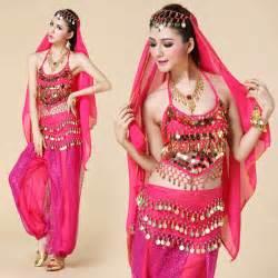 Belly dance clothes set indian dance clothes costume dance clothes
