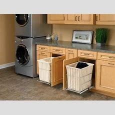 Simply Modernize Your Space With Custom Laundry Room Cabinets