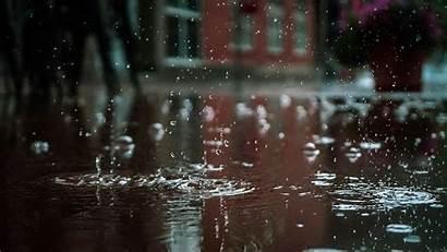 Raindrops Rain Wallpapers