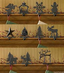 Fireplace Stocking Holder