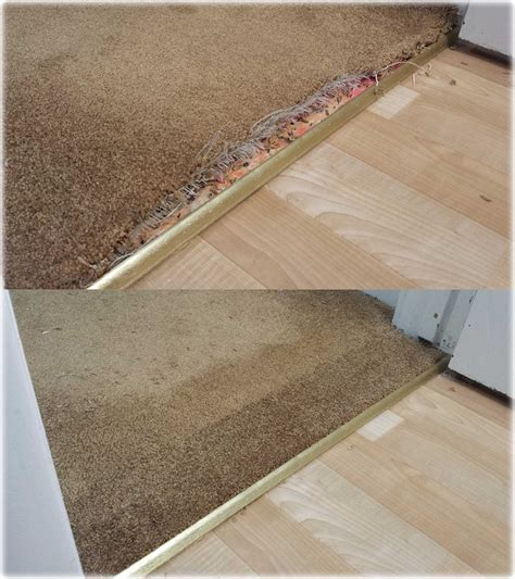 carpet threshold repair floor matttroy