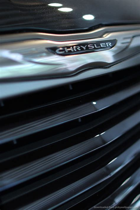Chrysler Logo Wallpaper by Pin Chrysler Logo Wallpapers On