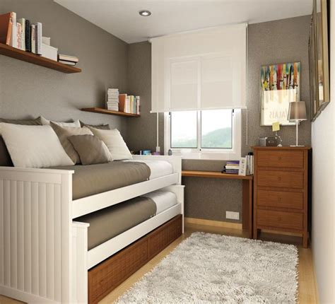 small room design loft style bed for a small room
