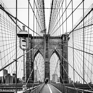 Bild New York Schwarz Weiß : brooklyn bridge new york print schwarz wei store frank weber berlin ~ Bigdaddyawards.com Haus und Dekorationen