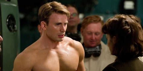 Chris Evans Had An A+ Response To His Nudes Being Leaked ...
