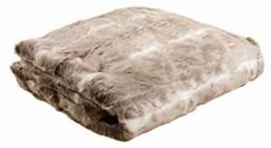 Plaid Fourrure Gris : plaid en fausse fourrure gris ebay ~ Teatrodelosmanantiales.com Idées de Décoration