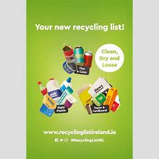 Recycling List Ireland  Greyhound Recycling Greyhound Recycling