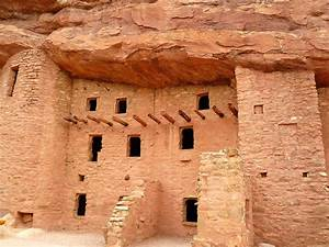 """Pueblo Cliff Dwellings, Manitou Springs, Colorado"" by"