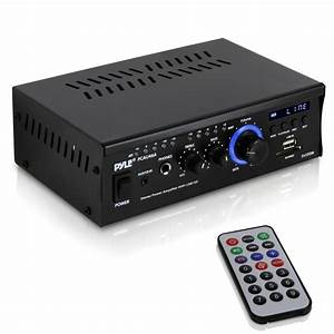 Pylehome - Pcau46a - Home And Office - Amplifiers - Receivers - Sound And Recording