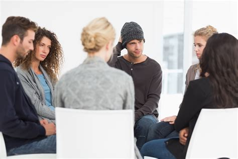 group therapy  drug addiction treatment