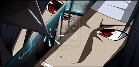 Sasuke Vs Itachi By Kyuubii9 On Deviantart