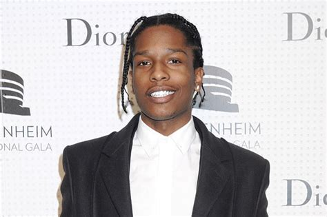 A$AP Rocky Admits To Cheating on Girlfriend With Rita Ora