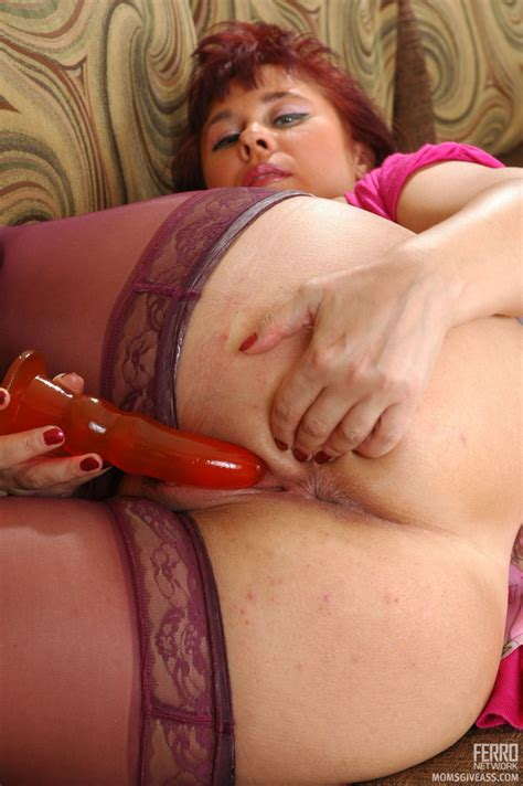 French Mature Anal Homemade