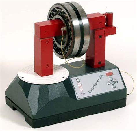 easytherm stationary induction bearing heater