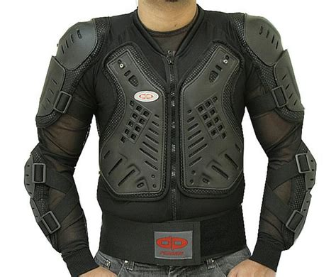 Motorcycle Racing Riding Full Body Armor Spine Protection