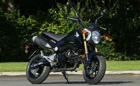 Honda Grom Review ...(my Mods) Gotdave? #14
