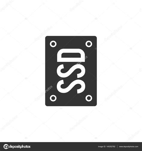 solid state drive icon   icons library