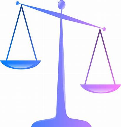 Scales Clipart Justice Scale Weighing Clip Glossy
