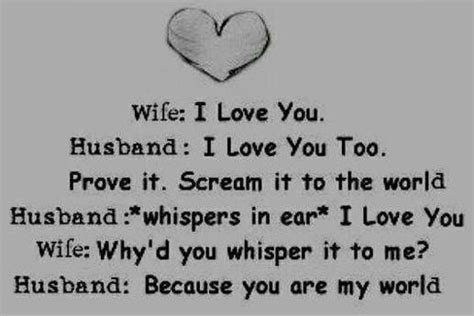 love quotes husband  wife quotesgram