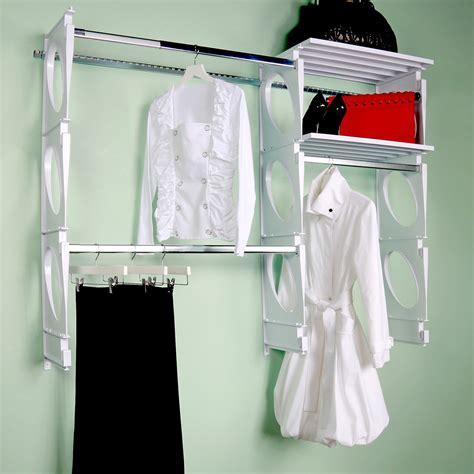 closet organizers 5 foot kit kio storage llc small