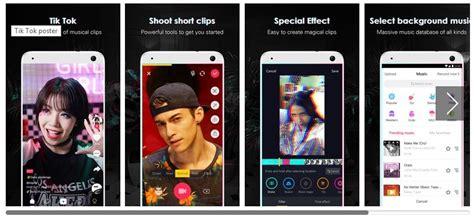 Kini saatnya kamu berkreasi dengan aplikasi edit foto jadi video musik. Download TikTok APK v2.7.2 Edit Video & Gratis Pemutar ...