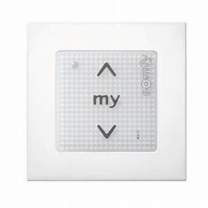 Commande Volet Roulant Sans Fil : smoove origin io somfy commande radio pour volet roulant ~ Premium-room.com Idées de Décoration