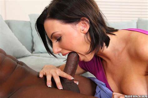 Busty Brunette Milf Hardcore Interracial Sex And Cumshot