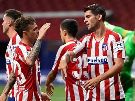La Liga: Alvaro Morata Double Helps Atletico Madrid ...