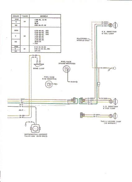 1964 Chevy Truck Wire Diagram For Horn On by 64 Chevy C10 Tune Up Adventure Rider