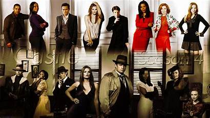 Castle Cast Tv Series Poster Wallpapers Background
