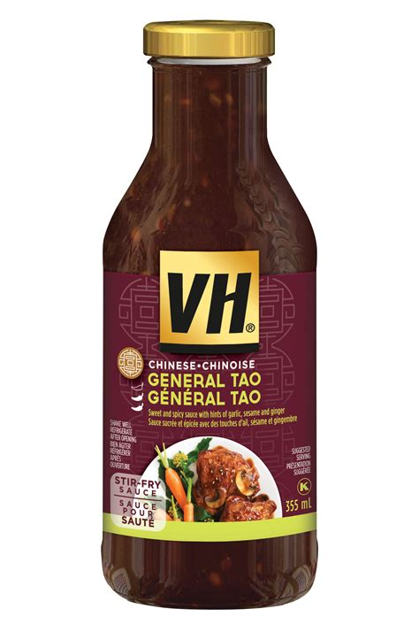 General Tao Chicken - VH® Sauces