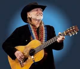 Willie Nelson Guitar Strap