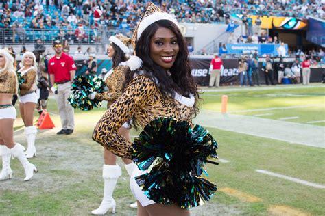 College and pro cheerleaders are welcome. Jacksonville Jaguars Cheerleaders, The ROAR - Part 2