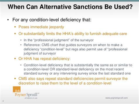 association  home hospice care alternative penalties