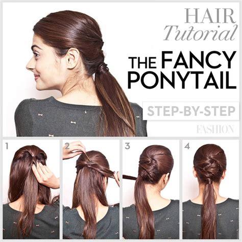 tutorials step by step hair best hairstyle tutorials for everyday Diy