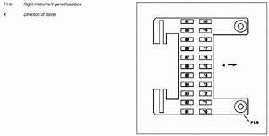 W221 2013 S350 Fuse Chart