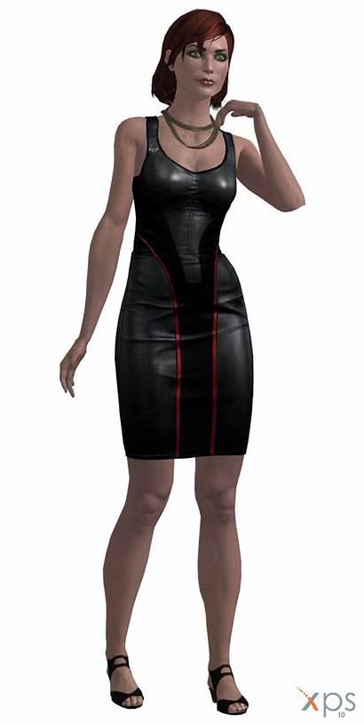 Mass Effect Deviantart Shepard Female Xnalara Me3